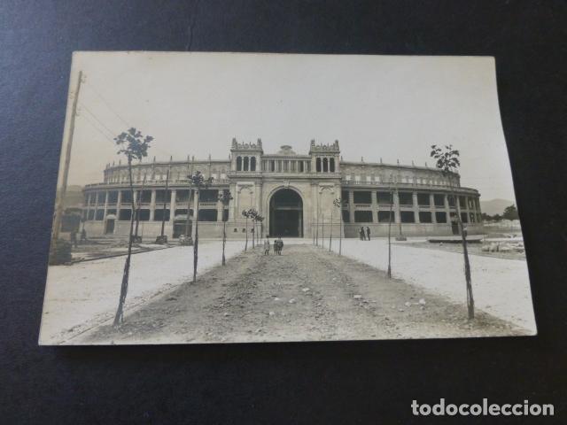 PAMPLONA PLAZA DE TOROS POSTAL FOTOGRAFICA AÑOS 20 (Postales - España - Navarra Antigua (hasta 1.939))