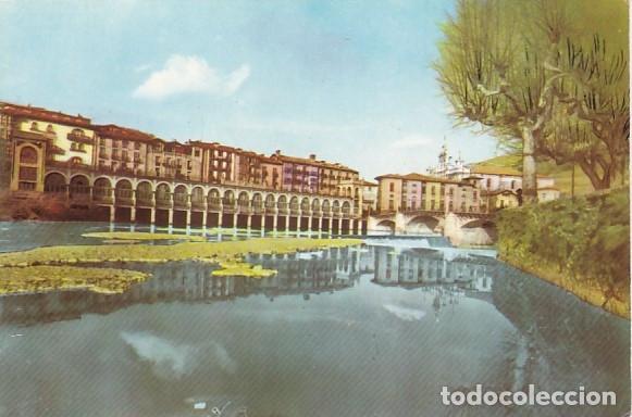 NAVARRA TOLOSA VISTA PARCIAL ED. GIF Nº 2 (Postales - España - Navarra Moderna (desde 1.940))