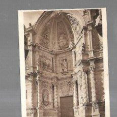 Postales: TARJETA POSTAL. SORLADA. NAVARRA. PORTICO BARROCO BASILICA SAN GREGORIO HOSTIENSE. 88. L.ROISIN. Lote 182354255