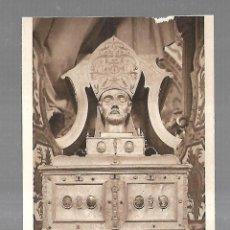 Postales: TARJETA POSTAL. SORLADA. NAVARRA. RELICARIO PLATERESCO DE SAN GREGORIO HOSTIENSE. 90. L.ROISIN. Lote 182354345