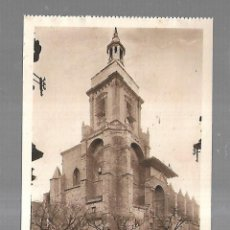 Postales: TARJETA POSTAL. VIANA. NAVARRA. TORRE DE LA IGLESIA DE SANTA MARIA. 93. L.ROISIN. Lote 182354906
