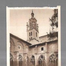Postales: TARJETA POSTAL. LOS ARCOS. NAVARRA. TORRE DE LA IGLESIA. 86. L.ROISIN. Lote 182356046