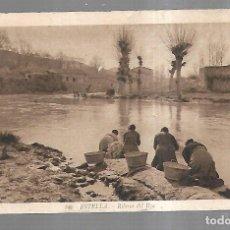 Postales: TARJETA POSTAL. ESTELLA, NAVARRA. RIBERAS DEL EGA. 81. L.ROISIN. Lote 182356453