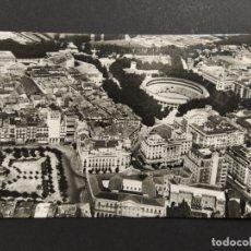 Postales: PAMPLONA-VISTA AEREA-PLAZA DE TOROS-107-POSTALES VAQUERO-VER FOTOS-(64.000). Lote 182635418