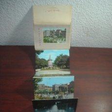 Postales: 10 POSTALES PAMPLONA - LIBRITO ACORDEON. Lote 182642605