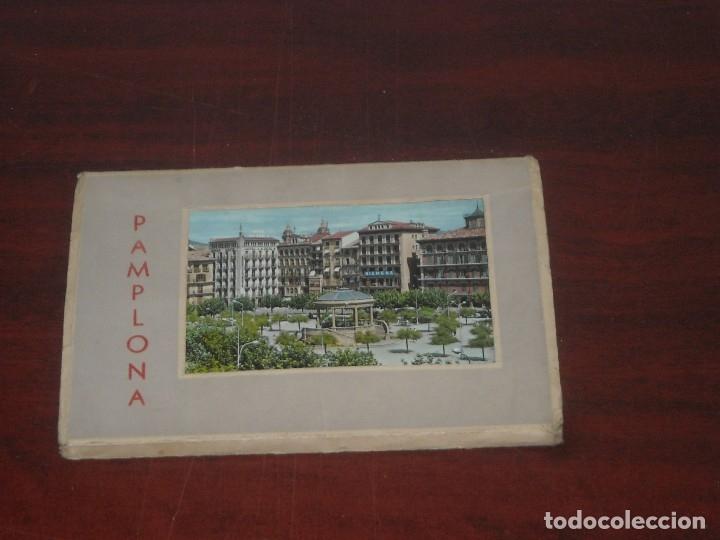 Postales: 10 POSTALES PAMPLONA - LIBRITO ACORDEON - Foto 2 - 182642605
