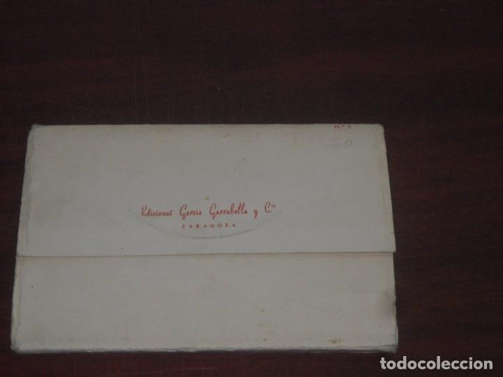 Postales: 10 POSTALES PAMPLONA - LIBRITO ACORDEON - Foto 3 - 182642605
