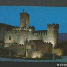 Postales: POSTAL CIRCULADA - JAVIER 1 - NAVARRA - CASTILLO DE JAVIER - EDITA SICILIA. Lote 182815248