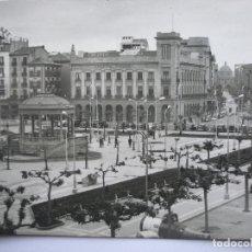 Postales: PAMPLONA PLAZA DEL CASTILLO POSTALES VAQUERO Nº 47 FOTOGRAFÍA RUPEREZ. Lote 182974567