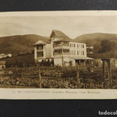 Postales: ELIZONDO-RR.CONCEPCIONISTAS-CASA NOVICIADO-12-HUECOGRABADO MUMBRU-POSTAL ANTIGUA-(64.081). Lote 183008883