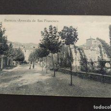 Postales: ESTELLA-AVENIDA DE SAN FRANCISCO-ED·L.PEREZ-POSTAL ANTIGUA-(64.084). Lote 183009852