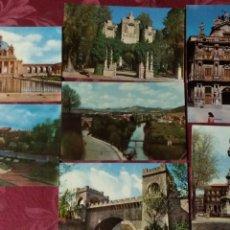 Postales: PAMPLONA .- 7 POSTALES EDICION VAQUERO. Lote 183019861