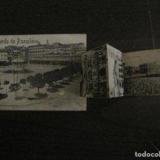 Postales: PAMPLONA-POSTAL DESPEGABLE-POSTAL ANTIGUA-VER FOTOS-(64.930). Lote 184558017