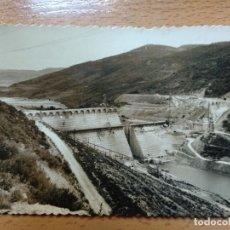 Postales: NAVARRA. YESA. PRESA DEL PANTANO ( EN TERMINACION ). ED. SICILIA Nº 3. Lote 185399268