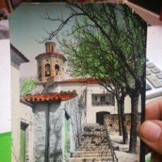 Postales: POSTAL TAFALLA UN RINCON DE TAFALLA 1966 ESCRITA ESQUINAS RECORTADAS. Lote 185725042