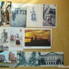 Postales: LOTE 16 POSTALES DE NAVARRA. Lote 185973505