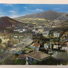Postales: NAVARRA, POSTAL DE ESTELLA, VISTA PARCIAL AL FONDO MONTEJURRA, NUMERO 54. Lote 189387477