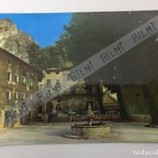 Postales: NAVARRA, POSTAL DE ESTELLA, PLAZA DE SAN MARTIN, NUMERO 60. Lote 189387588
