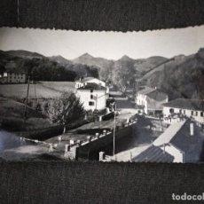 Postales: POSTAL DANCHARINEA NAVARRA / PUENTE INTERNACIONAL . Lote 190297070