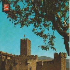 Postales: (3) NAVARRA. CASTILLO DE JAVIER. ... SIN CIRCULAR. Lote 190474288