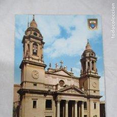 Postales: PAMPLONA - FACHADA CATEDRAL - S/C. Lote 190584660