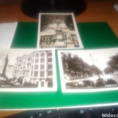 Postales: LOTE DE 3 POSTALES MUY ANTIGUAS DE PAMPLONA. Lote 190608726