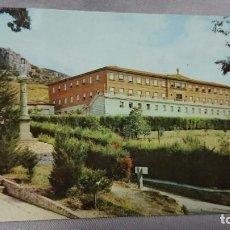 Postales: ANTIGUA POSTAL ESTELLA - NAVARRA - CASA DE EJERCICIOS MM ESCOLAPIAS . Lote 190630337
