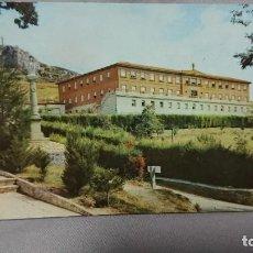 Postales: ANTIGUA POSTAL ESTELLA - NAVARRA - CASA DE EJERCICIOS MM ESCOLAPIAS . Lote 190630416