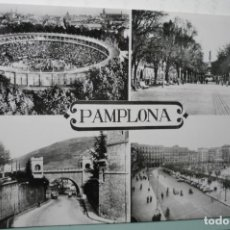 Postales: POSTAL PAMPLONA.-DIF.VISTAS CIRCULADA. Lote 190720585