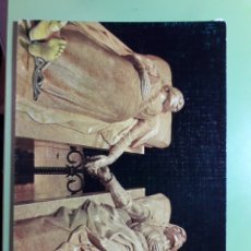Postales: 38 TERUEL LOS AMANTES DE TERUEL MAUSOLEO TARJETA POSTAL NO CIRCULADA ESPAÑA. Lote 190852665