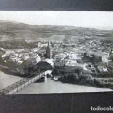 Postales: SANGÜESA NAVARRA VISTA GENERAL. Lote 190976960