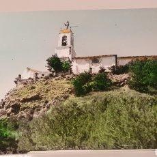 Cartes Postales: 10.- FALCES/ BASÍLICA DEL SALVADOR DEL MUNDO/ ESCRITA/ 10×15 / REF.A40. Lote 191396817