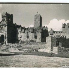 Postales: CASTILLO DE JAVIER EDICIONES SICILIA ESCRITA Y CIRCULADA EN 1964. Lote 191409806