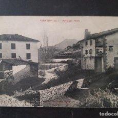 Postales: VERA DE BIDASOA NAVARRA PETRISEN PRESA. Lote 191603207