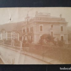 Postales: VERA DE BIDASOA NAVARRA CASA ECHANDI ENEA POSTAL FOTOGRAFICA . Lote 191603595