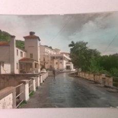 Postales: BAÑOS DE FITERO NAVARRA. Lote 191618290