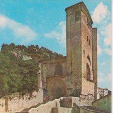 Postales: ESTELLA (NAVARRA) IGLESIA DE SAN PEDRO (S.XII) - FOTOCOLOR TOMAS Nº 57 - S/C. Lote 191722268