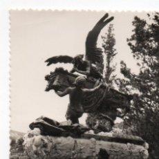 Postales: POSTAL DE RONCAL - MAUSOLEO A GAYARRE. Lote 191773158