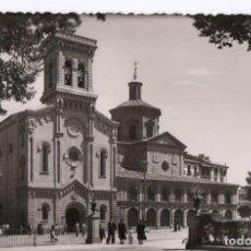 Postales: POSTAL DE PAMPLONA - IGLESIA DE SAN LORENZO . Lote 191773457