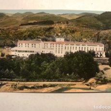 Postales: BAÑOS NUEVOS DE FITERO (NAVARRA) POSTAL COLOREADA NO.3 SIN IDENTIFICAR EDITOR (A.1967). Lote 191857758