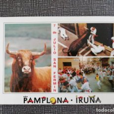 Postales: PAMPLONA . Lote 191985930