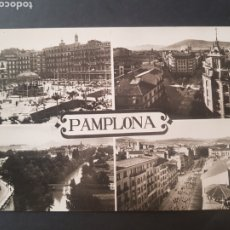 Postales: POSTAL PAMPLONA. ED POSTALES VAQUERO. PAMPLONA.. Lote 192049522