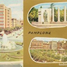 Postales: (8) PAMPLONA .. SIN CIRCULAR. Lote 192077503
