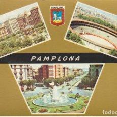 Postales: (7) PAMPLONA. NAVARRA ... SIN CIRCULAR. Lote 192082248