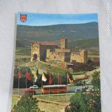 Postales: JAVIER - CASTILLO - CIRCULADA. Lote 192121878
