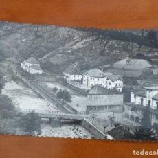 Postales: RONCAL ESCUELAS Y VISTA PARCIAL EDICIONES SICILIA POSTAL ORIGINAL ANTIGUA SIN CIRCULAR. Lote 192133635