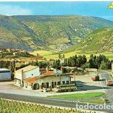 Postales: LIEDENA - 1 HOSTAL LATORRE Y ESTACIÓN DE SERVICIO. Lote 192244202