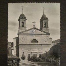 Postales: ESTELLA-IGLESIA DE SAN JUAN BAUTISTA-5-ED·ZUNZARREN-FOTO GARCIA GARRABELLA-VER FOTOS-(67.064). Lote 192501656