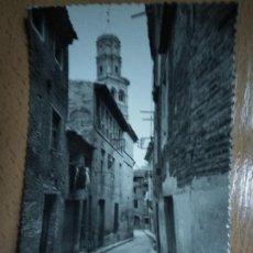 Cartes Postales: TUDELA. CALLE SERRALTA Y TORRE DE SAN NICOLÁS. (ED. SICILIA) . Lote 192597698