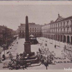 Postales: TAFALLA (NAVARRA) - PLAZA DE NAVARRA. Lote 192636696